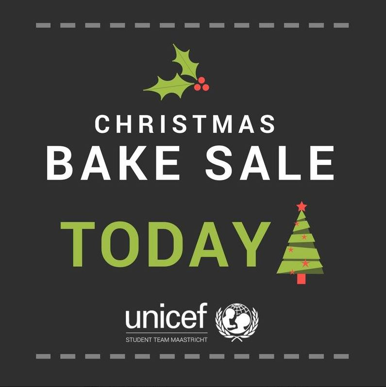 unicef studentteam bake sale