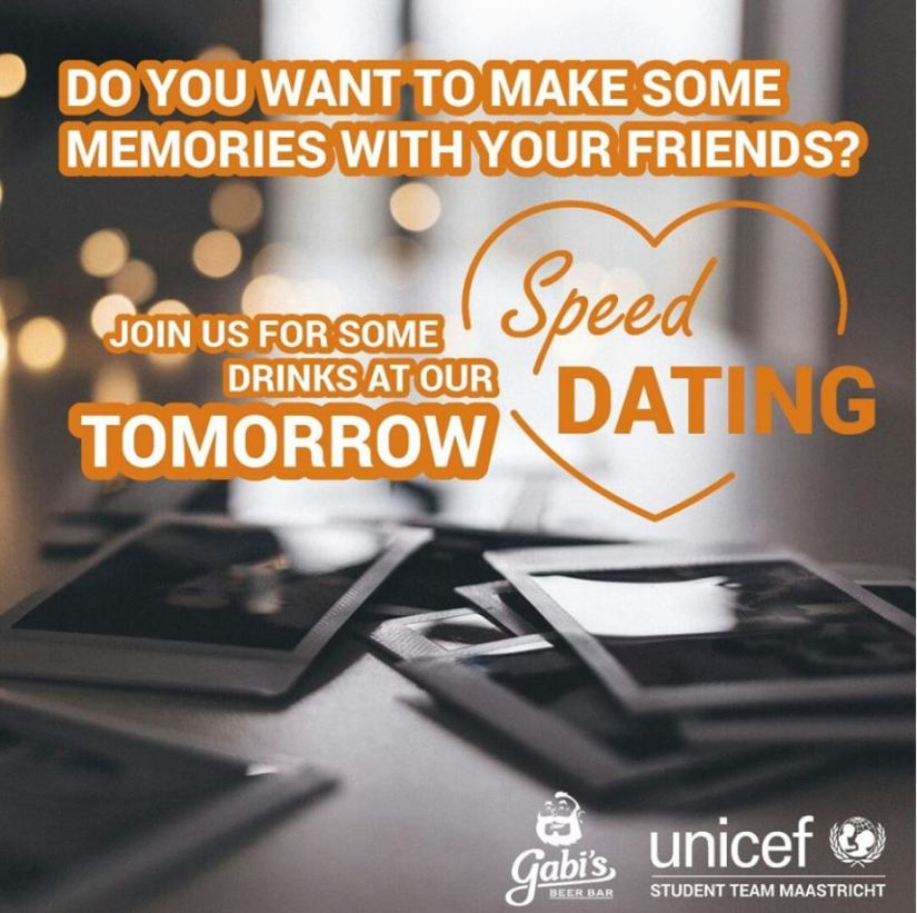 unicef studentteam speed dating