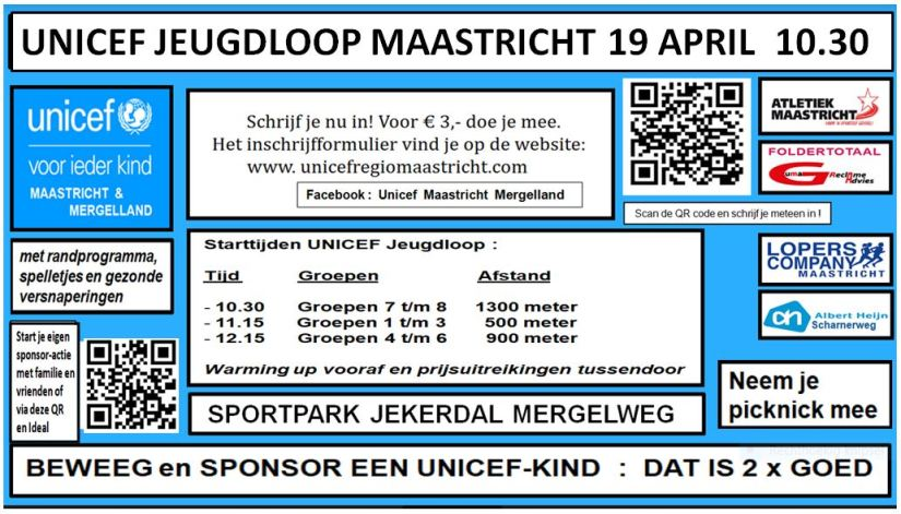 Unicef Jeugdloop 2020 A