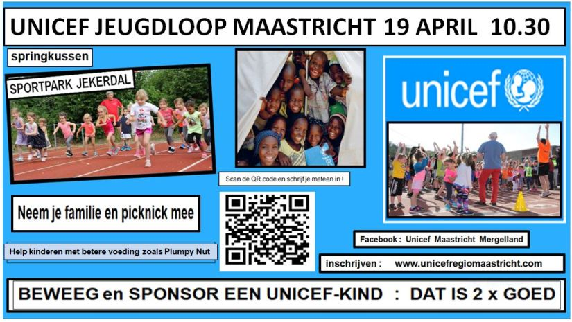 Unicef Jeugdloop 2020 B